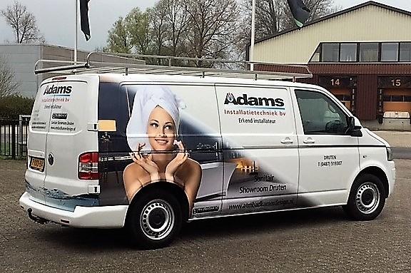 bus Adams Installatie techniek